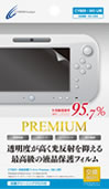 CYBER・液晶保護フィルム Premium(Wii U用)
