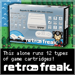 Retro Freak